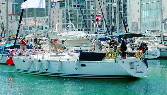 Jeanneau 36.2 Yacht Charter From Canary Islands