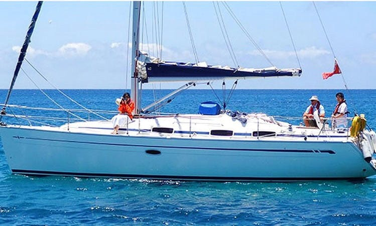 Skippered Bavaria 37 Charter in Lanzarote