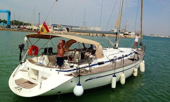 Cruising Monohull Rental In El Puerto De Santa María
