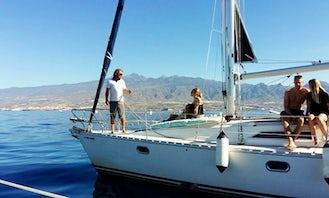 39' Cruising Monohull Trips & Charters in Costa Adeje, Spain
