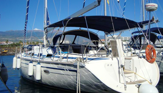 Charter Canary Islands Watchingman Bavaria 46 Cruiser