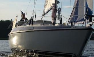 Cruising Monohull rental in Vänern