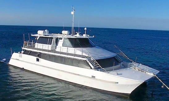 Charter 78ft Mv Silverado Luxury Yacht In Surfers Paradise, Australia