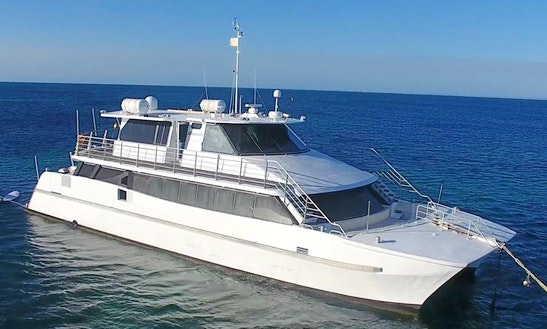 Charter 78ft Mv Silverado Luxury Yacht In Surfers Paradise, Australia