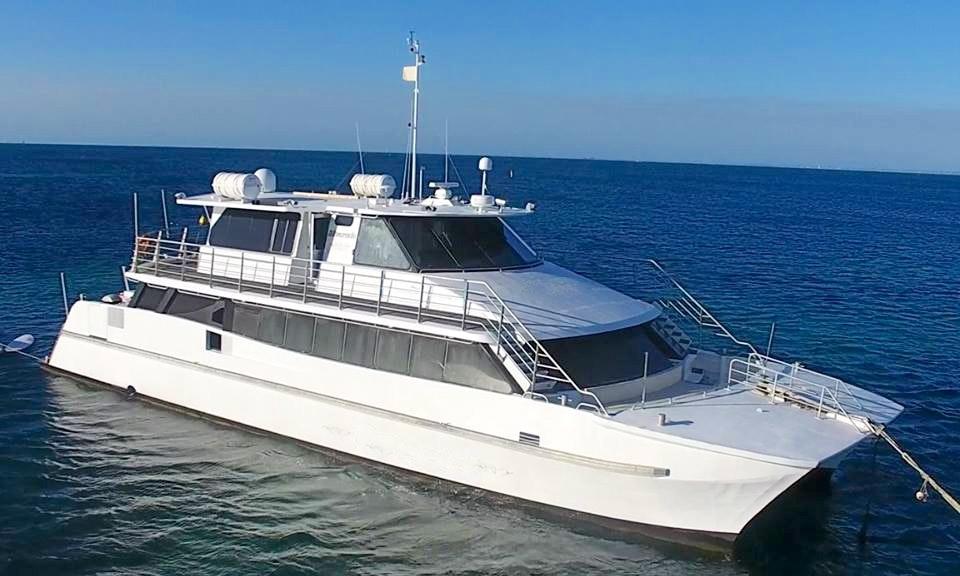 Charter 78ft MV Silverado Luxury Yacht In Surfers Paradise
