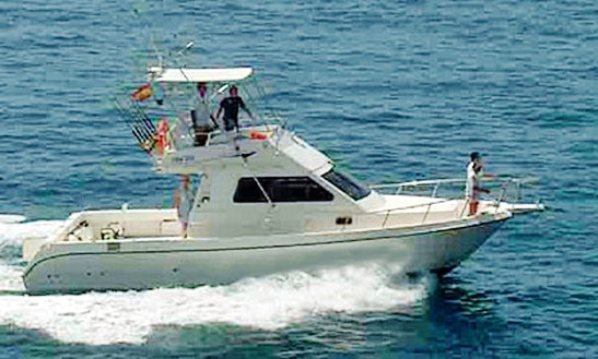 39' Sport Fishing Catamaran In Puerto Rico