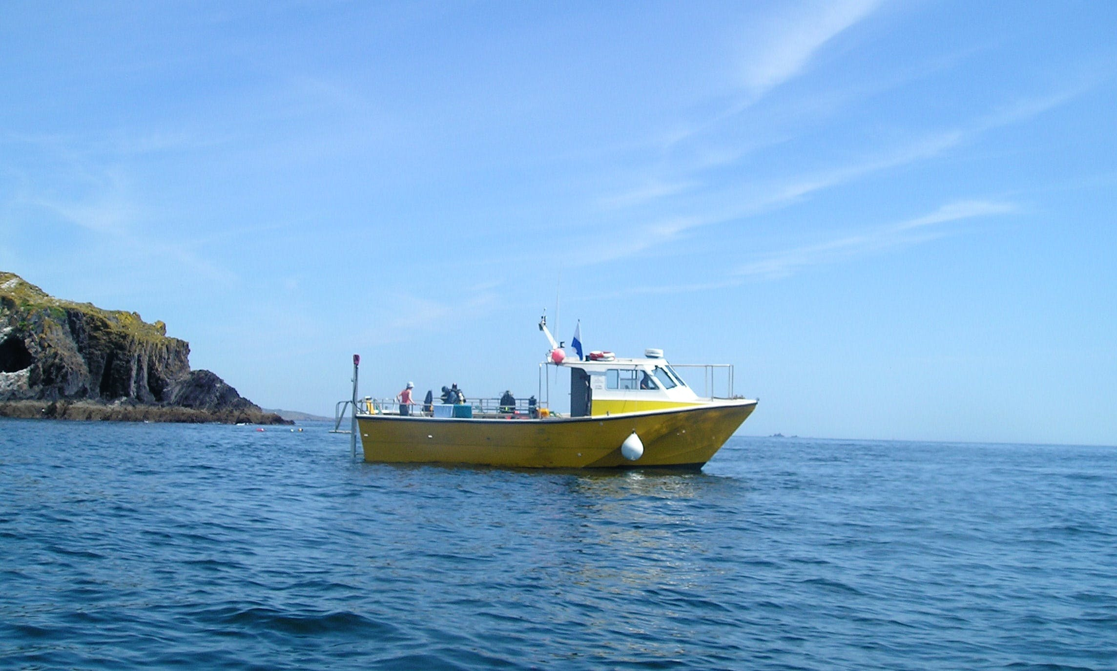 Hardboat Fishing Charters in Baltimore, West Cork, Ireland