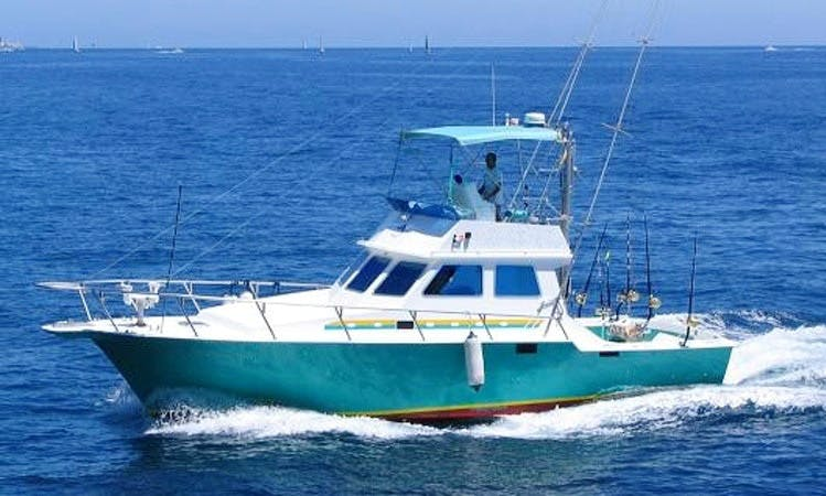 Fishing Charter in Mogan