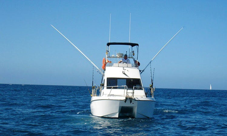 Fishing Charter In Costa Adeje