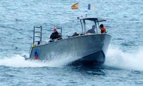 Dive Charters In Costa Adeje, Spain