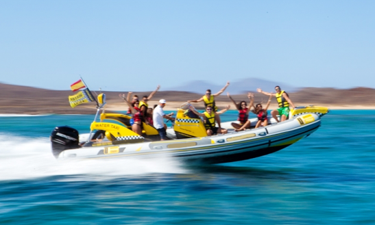 26ft Sacs 780 Rib Rental In Corralejo, Spain