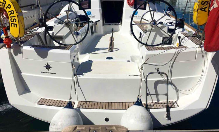 5 Brand new sailing yachts in Gibraltar
