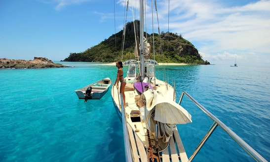 Fiji - Sail, Surf, Dive Or Relax On Fantasea