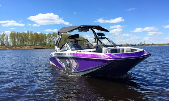 23' Super Air Nautique G23 Bowrider In Weehawken, New Jersey