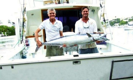 43' Torres Sport Fisherman