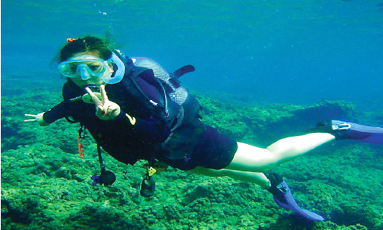 Enjoy Scuba Diving In Kozhikode, India