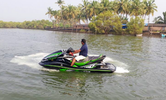 Rent A Jet Ski In Candolim, Goa