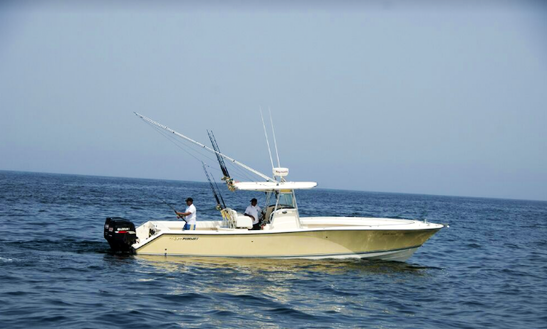 4 - 8 Hour Fishing Tours In Muscat