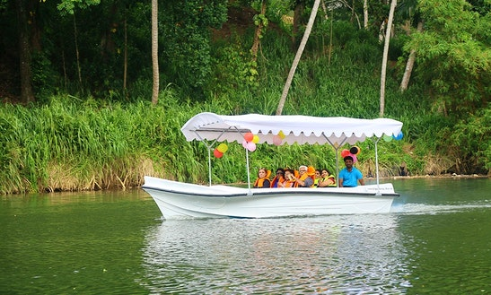Charter A Passenger Boat In Halloluwa, Sri Lanka