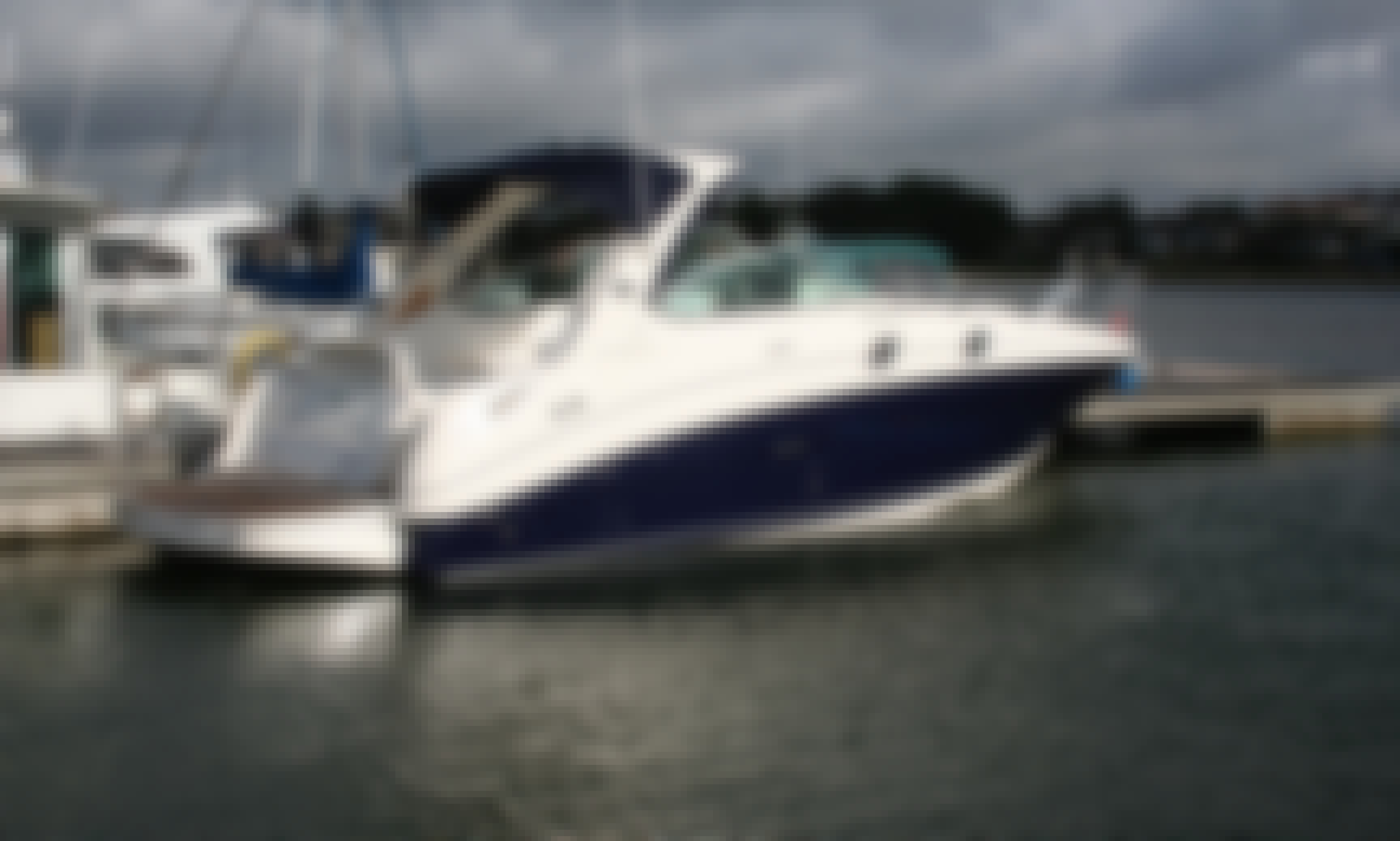 Motor Yacht rental in Sarisbury Green, U.K.