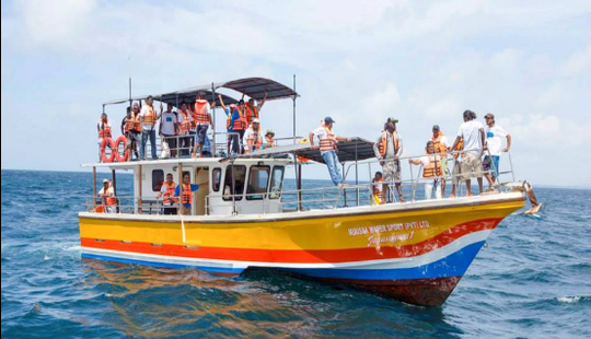 Departs From Mirissa - Daily Boat Tours In Sri Lanka
