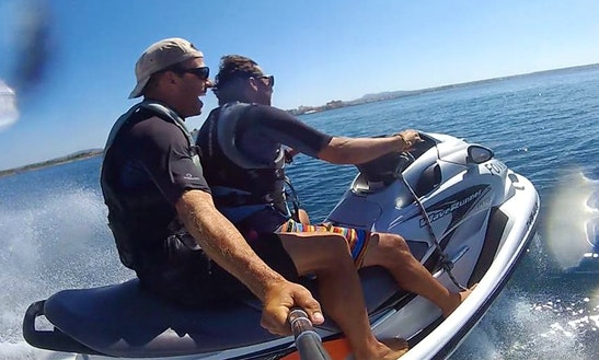 Rent A 11¨ Yamaha Vx Cruiser Jet Ski In Illetes, Or Santa Ponsa Spain