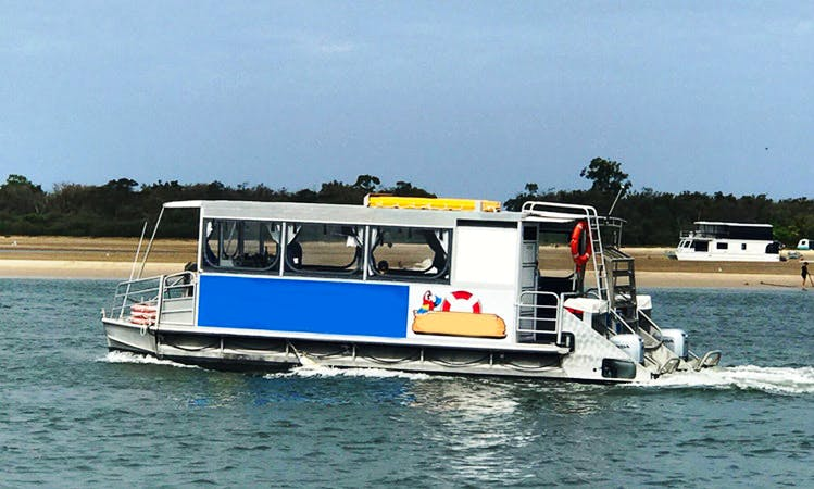 Skippered Charter on 35' Catamaran Boat in Hollywell, Queensland