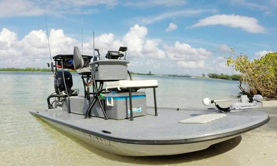 Florida Fishing Charter With Captain Travis