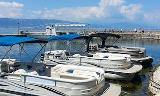 Pontoons Rental in Ohrid
