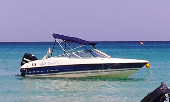 Charter A Bowrider In Fitts Village, Barbados