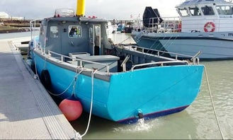 Enjoy Fishing In Ramsgate, United Kingdom With Captain Paul