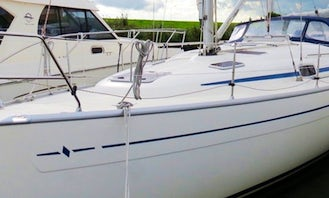 Charter the Bavaria 37' Sailing Yacht in Lelystad
