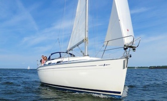Charter The Bavaria 30' Sailing Yacht In Lelystad