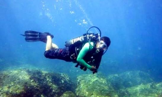 Enjoy Diving In Mangaluru, Karnataka!