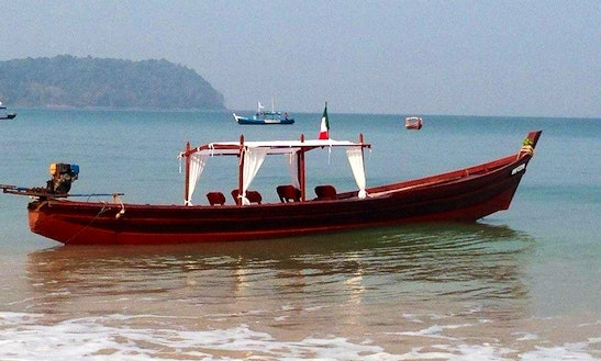 Charter A Dinghy In Thandwe, Myanmar