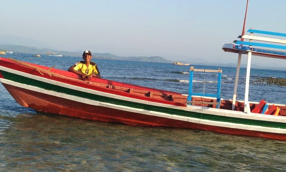 Thandwe Boat Tours with Guide in Myanmar