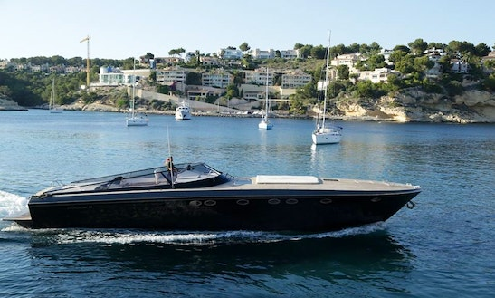 Charter 56' Itama Power Mega Yacht In Palma, Spain