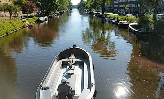 Sloop Rental In Amsterdam