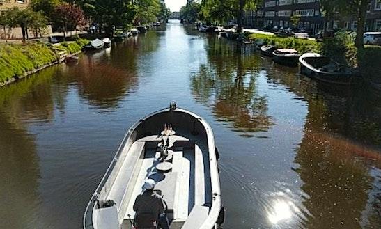 Sloop Rental In Amsterdam