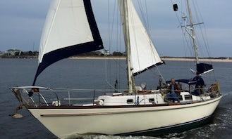 Shamrock-Classic 42 foot Allied XL Yawl Wilmington, NC