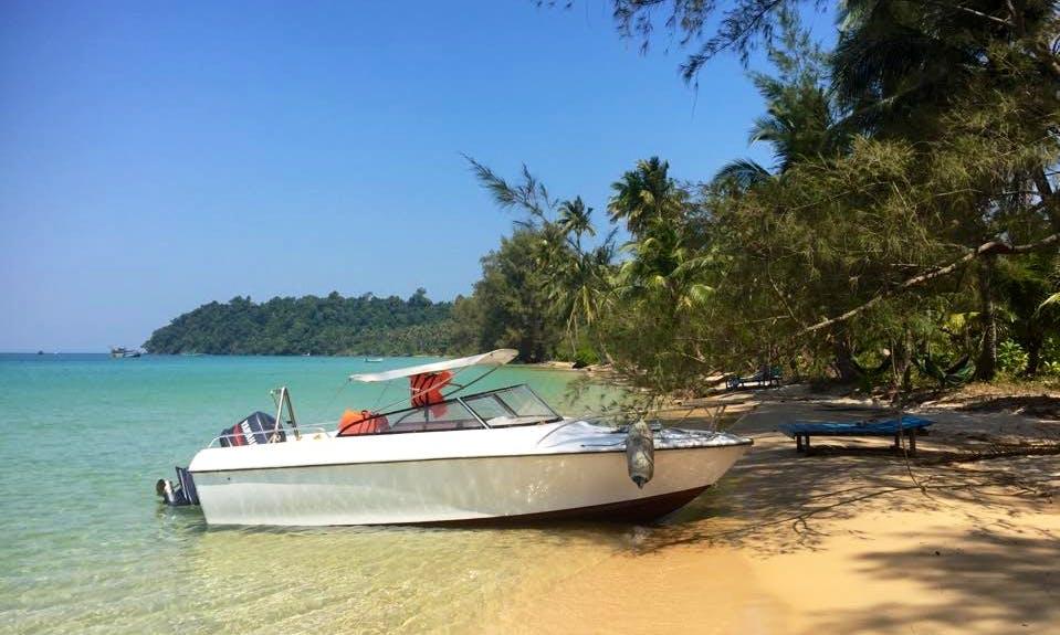 Explore Krong Preah Sihanouk, Cambodia by Bowrider Charter