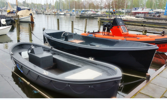 Rent 20' Njord Center Console In Onderwal, Naarden