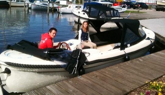 Rent 20' Sloop Boat In Sneek, Friesland
