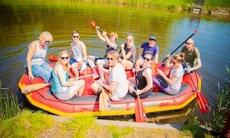 Enjoy Rafting Trips in Borculo, Netherlands