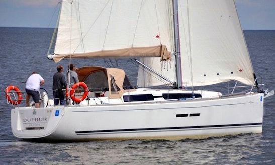 Dufour 375 Gl Cruising Monohull Charter In Gdynia