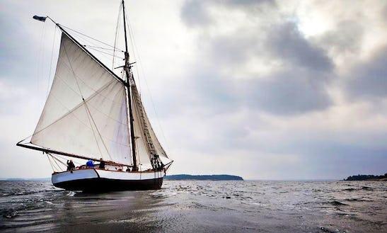 'eugenia' Boat Cruising Trips In Kimitoön
