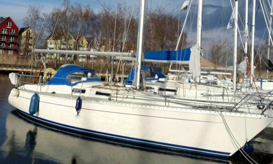Cruising Monohull Charter In Greifswald