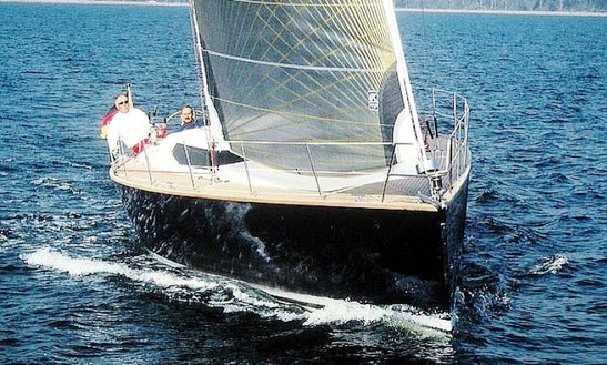 Charter The Sailing Carrera 49 Bareboat Yacht On Baltic Sea