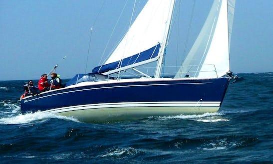 37' Hanse Sailing Yacht