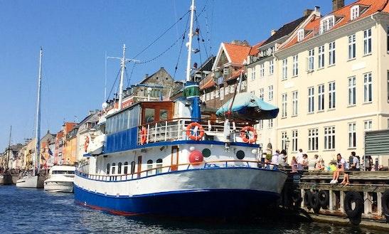 Boat Charter At København, Denmark On M/s Bjørnholm